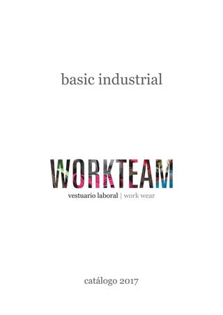 Workteam Basic Industrial 2017