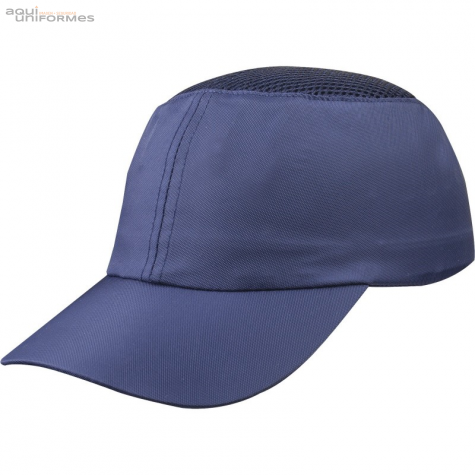 GORRA ANTI-CHOQUE, tipo base-ball Ref:COLTAN