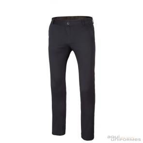 Pantalón Chino Mujer color Negro, Stretch Ref:403003S